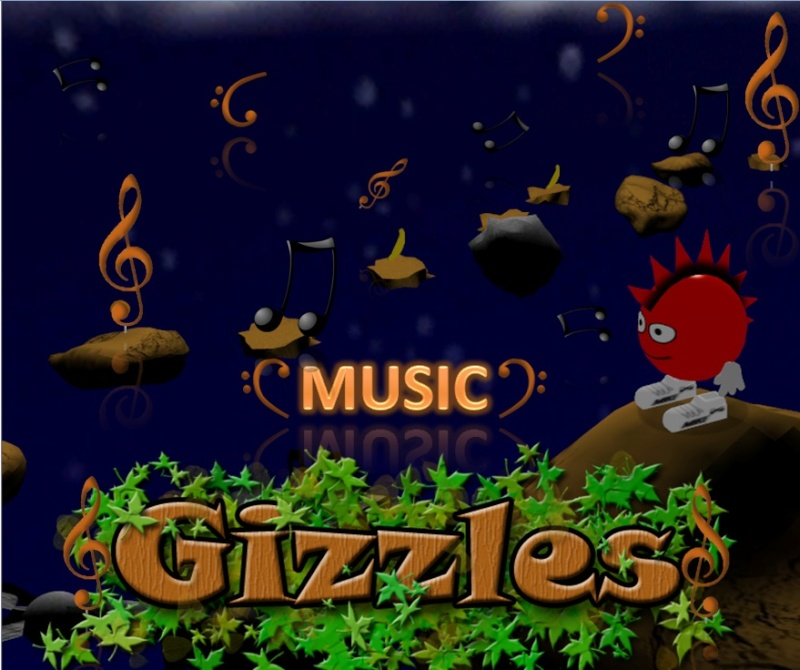 Gizzles OST Cover10