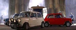 Le pére de la Mini.                          Italia10