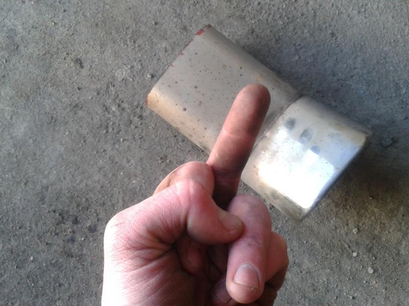 [ Golf MK3 ] Biatch scrapping... 2013-015