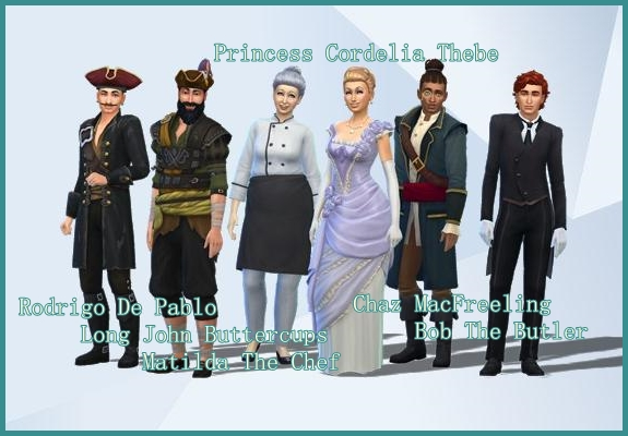 SimGuruMorgan Announced A Historical Sim Figure to be Added To Maxis Gallery 0013