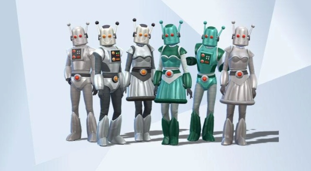 Free Stuff - Robots (well robot costumes )  0015