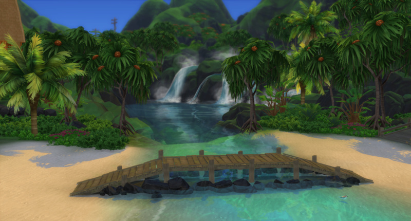 Grab Your Sunscreen and Beach Towel We Are Off to Sulani! 06-21-11