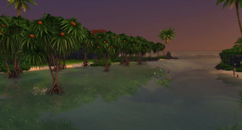 Grab Your Sunscreen and Beach Towel We Are Off to Sulani! 07-02-11