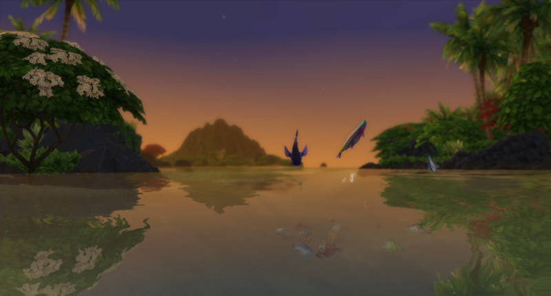 Grab Your Sunscreen and Beach Towel We Are Off to Sulani! 07-02-12