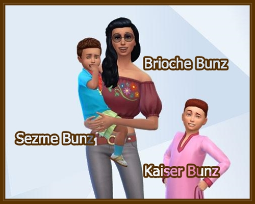 Roll Call - Who are the Sims you are sending to University?  Bunz10