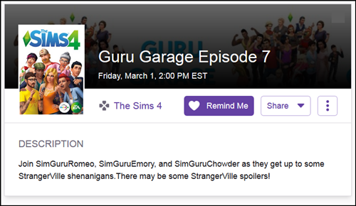 Guru Garage Episode 7  Mar 1st 2019 Captur21
