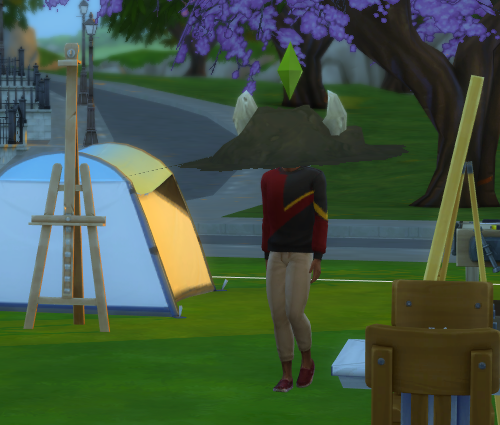 Caption This: Special Pictures That Need A Caption (All Sim Games) - Page 6 Cowhat10