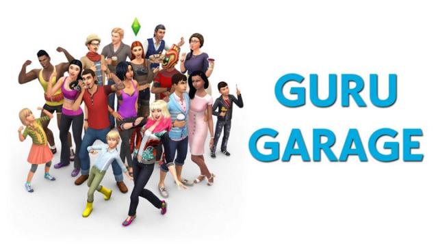 August 16 - Guru Garage day! Guruga10