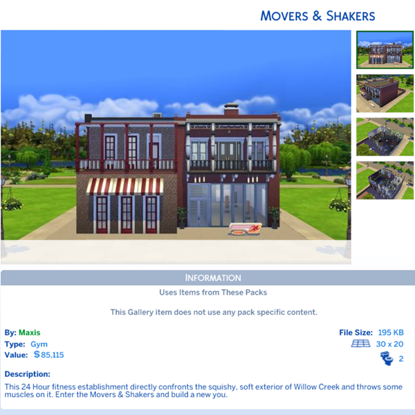 [OPEN] Walls are Missing In Movers & Shakers (in Willow Creek ) Movers11