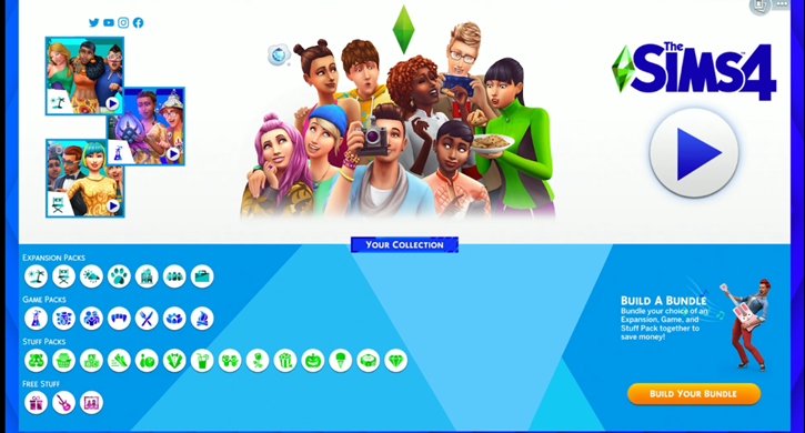 New Look - New CAS Option - Unlocked Items - July Maxis Monthly  New_me10