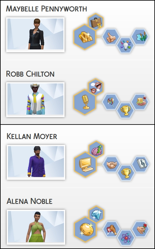 TS4TellMyStory - Have you tried the new feature?  Roomie10