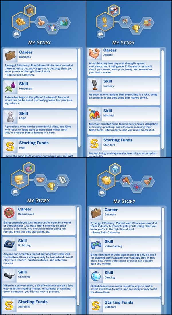 TS4TellMyStory - Have you tried the new feature?  Roomie11