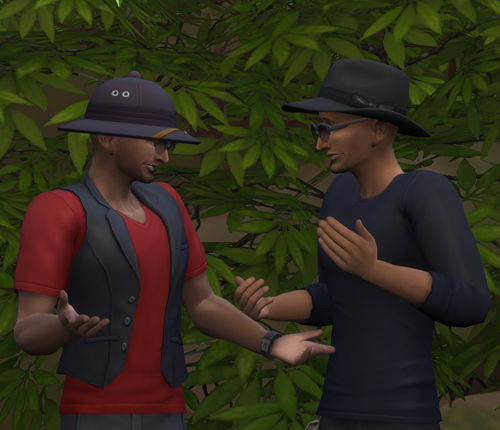 Caption This: Special Pictures That Need A Caption (All Sim Games) - Page 5 Strang10