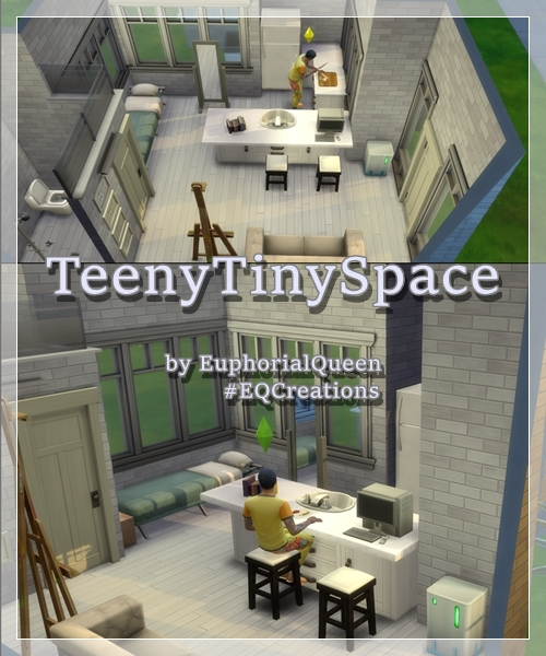EQCreations Sims 4 Properties & Rooms - Page 13 Teenyt14