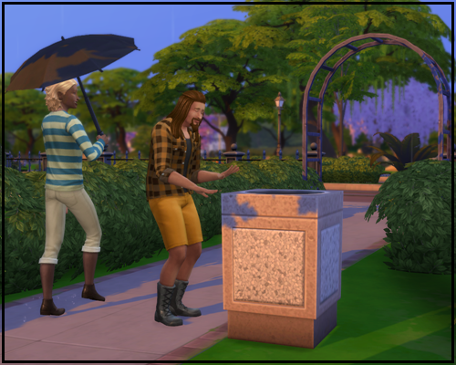 Caption This: Special Pictures That Need A Caption (All Sim Games) - Page 6 Trashb10