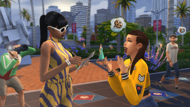 How to Earn Fame in The Sims 4 Get Famous Expansion Pack Ts4-ep10