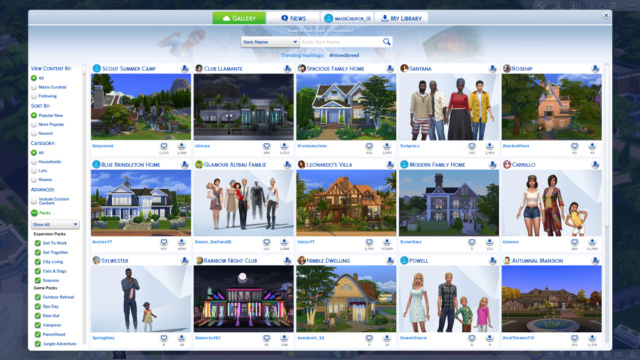 About the Gallery Update - Official Blog Post Ts4-ga10