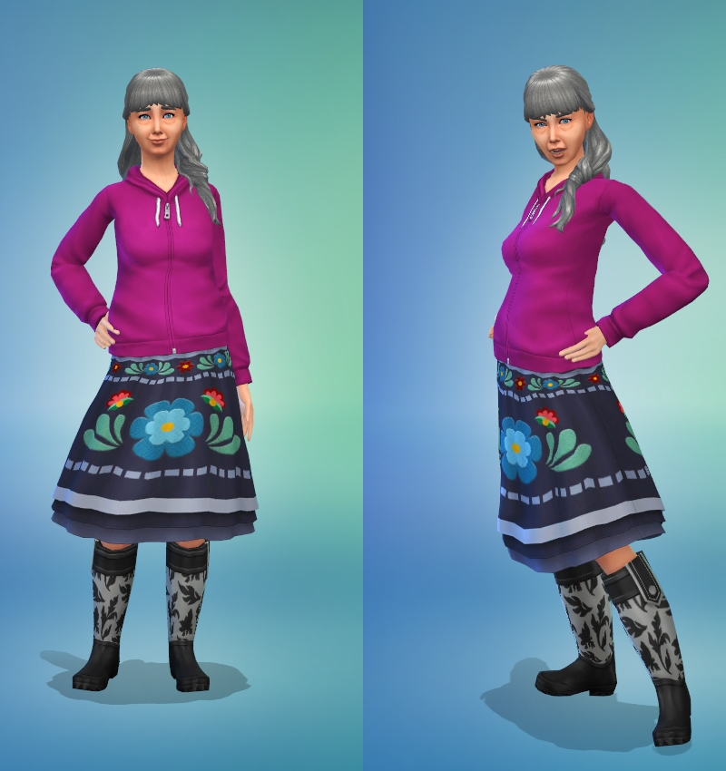 Call the Fashion Police - Sims Wear The Strangest Things [2019] Yikes_10