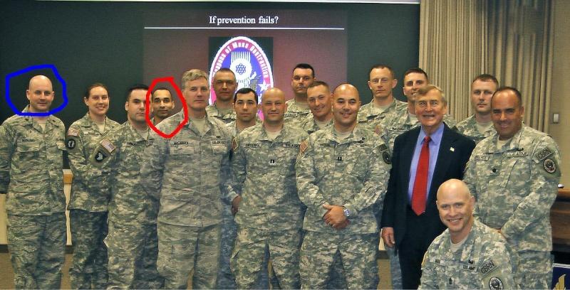 Identity of the Khaki Wearing Boston Bombing Operatives Revealed