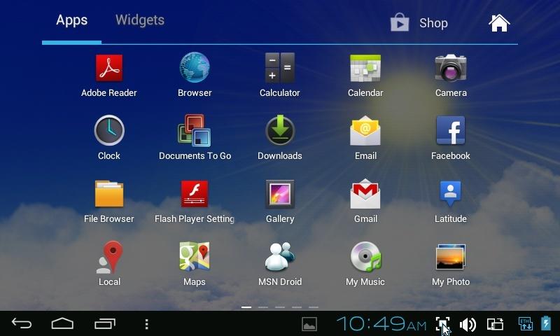Achat d'un PC en Chine sous Android 4 Screen11