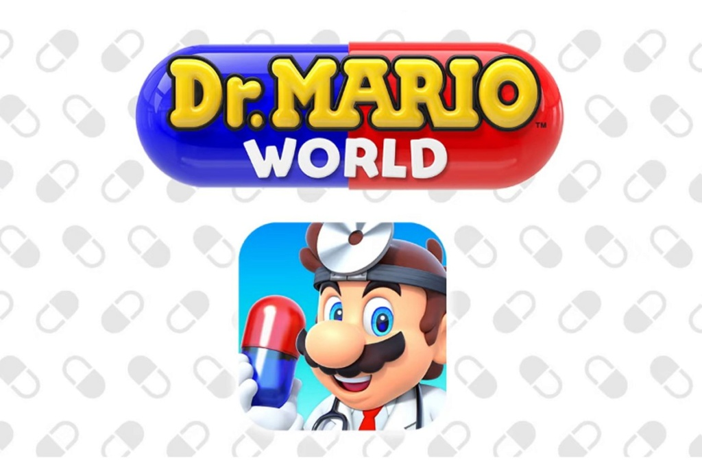 Dr. mario world Raw10