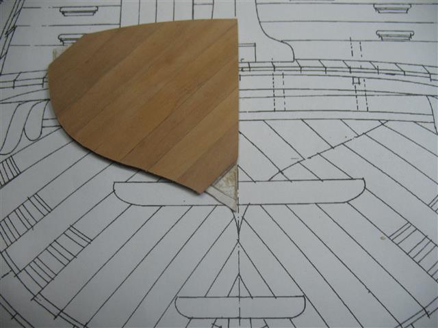La Belle 1684 scala 1/24  piani ANCRE cantiere di grisuzone  Img_7714