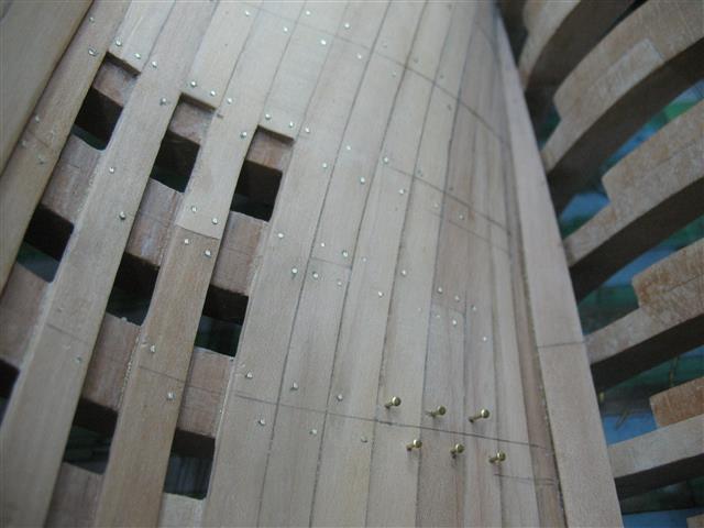 La Belle 1684 scala 1/24  piani ANCRE cantiere di grisuzone  Img_7819