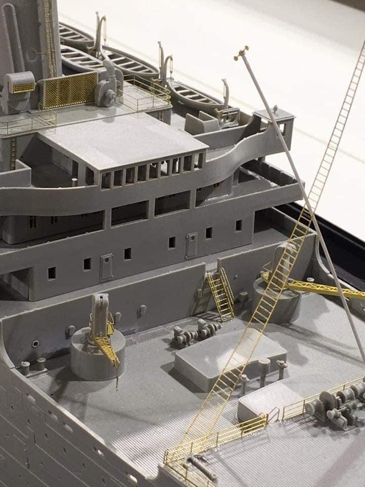 titanic - Titanic scala 1/144 di DELUX - Pagina 3 110