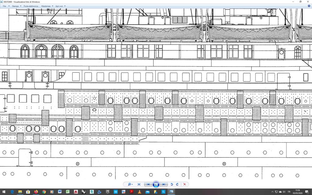 RMS Titanic 1:100 - Pagina 30 2020-016