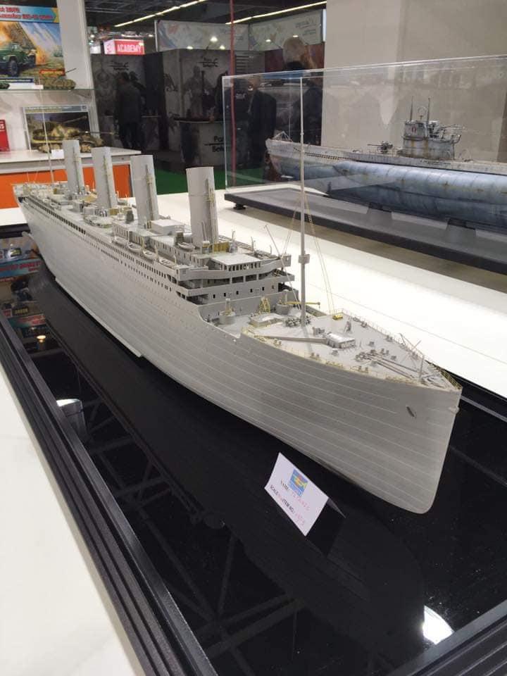 titanic - Titanic scala 1/144 di DELUX - Pagina 3 310