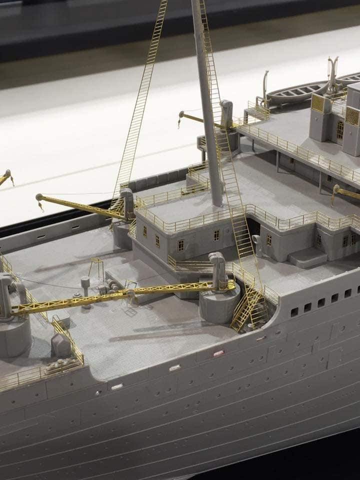 titanic - Titanic scala 1/144 di DELUX - Pagina 3 410