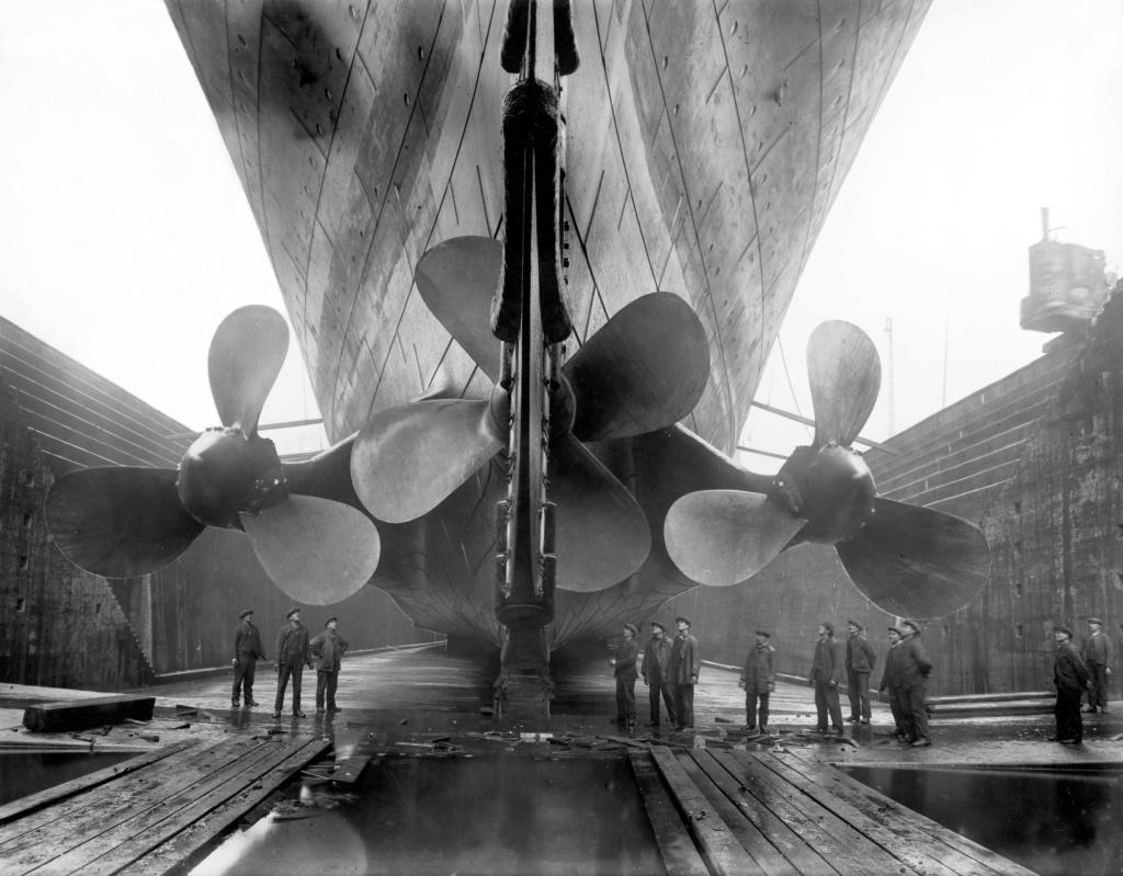 titanic - Titanic scala 1/144 di DELUX - Pagina 2 Titani10