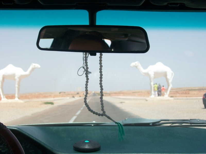 En route vers le sahara, avec ma Mercedes!  - Page 4 100_4012