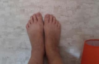 6 juillet : nos pieds 20180712