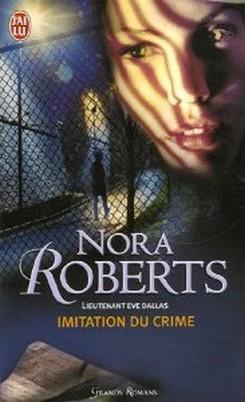 Eve Dallas - Tome 17 : Imitation du crime de Nora Roberts Sans_t16
