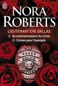 Lieutenant Eve Dallas - Tome 2 : Crimes pour l'exemple de Nora Roberts Sans_t25