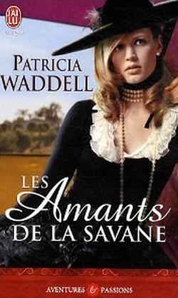 Les amants de la savane de Patricia Waddell Sans_t43