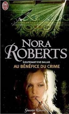 Tome 3 : Au bénéfice du crime de Nora Roberts Sans_t68