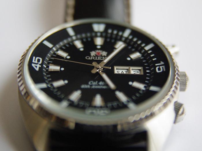 Orient diver 40 ans, calibre 469 - Page 2 Imgp1615