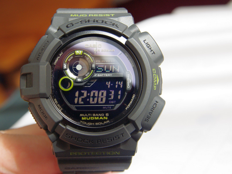 Casio G-Shock Imgp2220