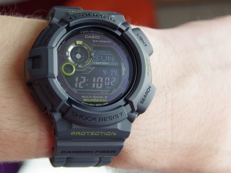 Casio G-Shock Imgp2221