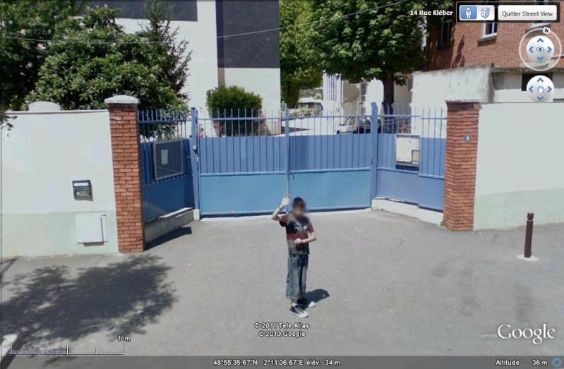 STREET VIEW : un coucou à la Google car  - Page 52 Coucou13
