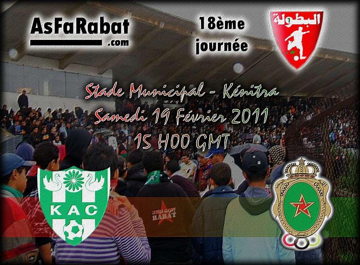 18ème journée :  KAC 1 - 0 AS FAR [ Aprés-Match] Far_ka10