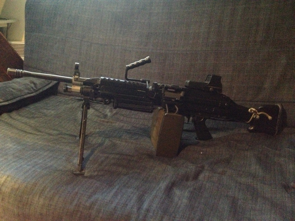 [Vend] M249 A&K Photo210