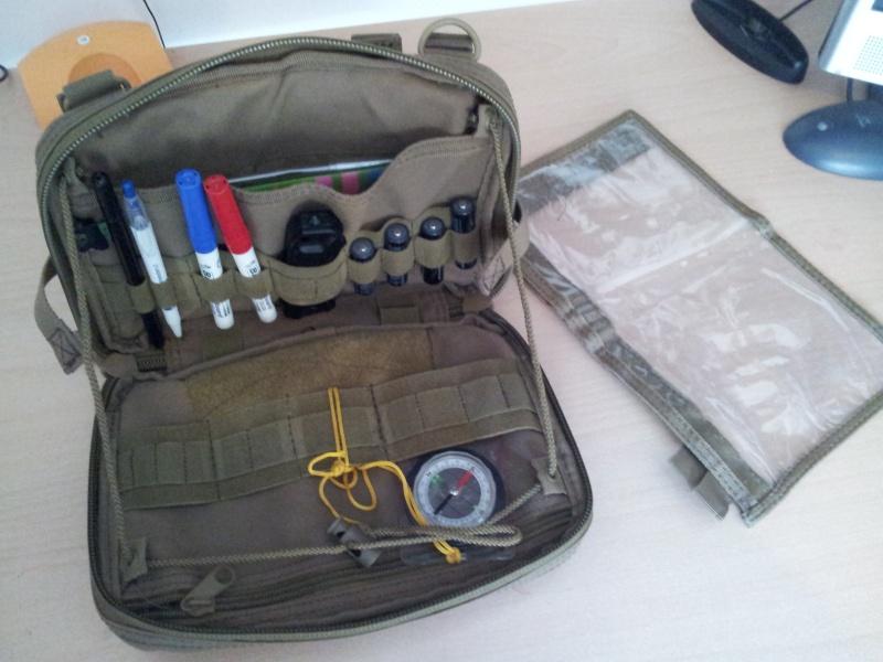 Tasca T&T Condor Tactical  (Versatile Pouch) 20130214