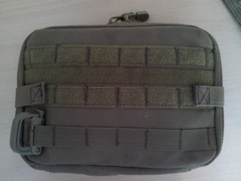 Tasca T&T Condor Tactical  (Versatile Pouch) 20130215