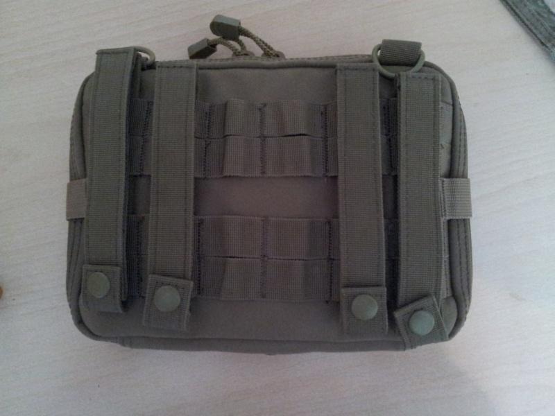 Tasca T&T Condor Tactical  (Versatile Pouch) 20130216
