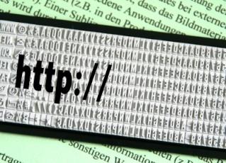 Tipp-Fehler-Domain als (illegale) Werbeeinnahme Angela10