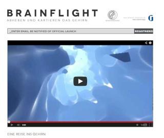 Der Flug durch das Gehirn Brainf10