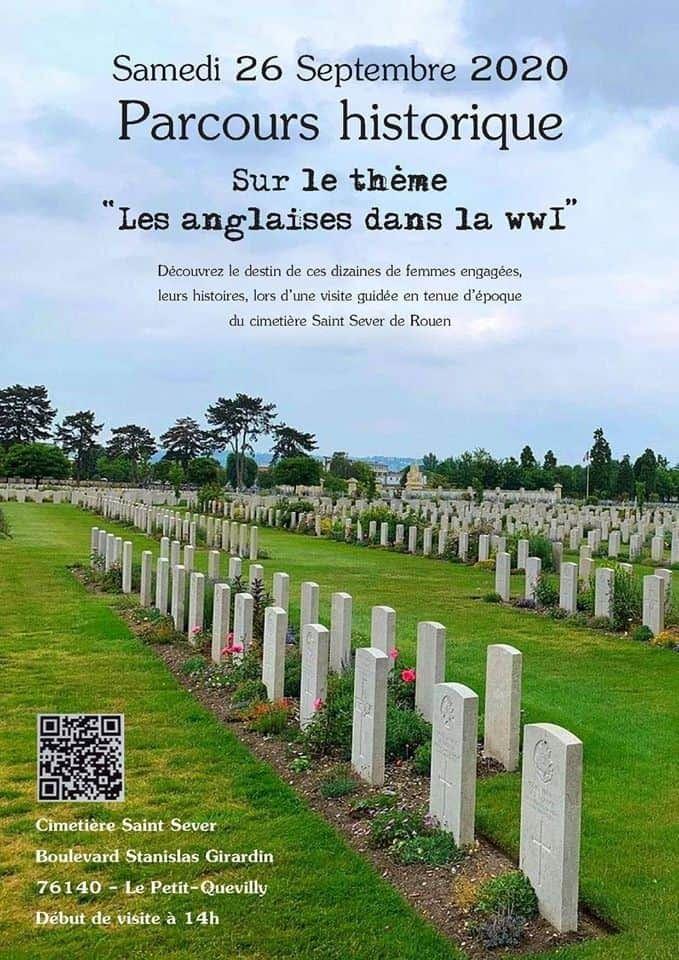 Visite au cimetière de Rouen Receiv25